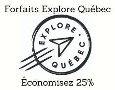 Forfaits Explore Québec