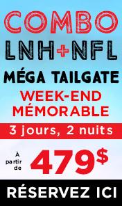 Combo LNH, NFL
