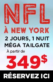 La fr�n�sie de la NFL � New York