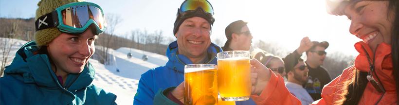 Bière entre amis