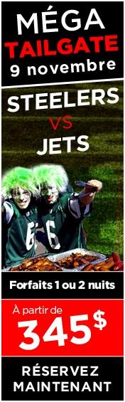 Steelers VS Jets