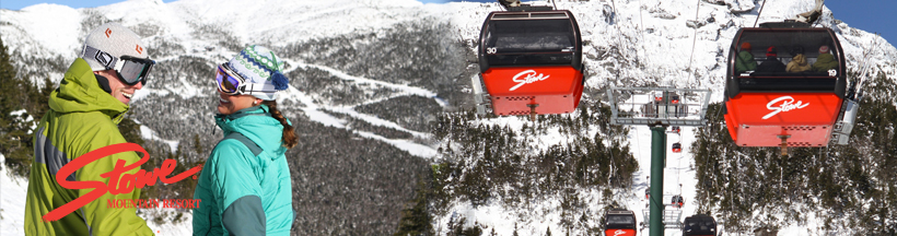 Located at the foot of mount Mansfield, the highest peak in Vermont, Stowe receives over 8 meters of snow annually. Leading the way, Stowe as invested ...